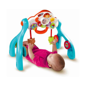 VTech Lil' Critters 3-in-1 Baby Basics Gym