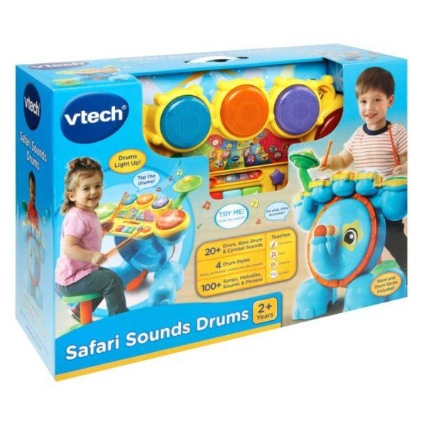 safari sounds drum