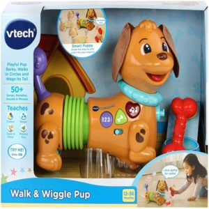 walk wiggle pup