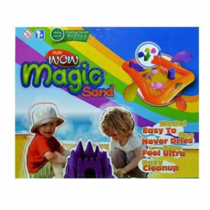 Wow Play Magic Sand Big Play 3 Years and Above