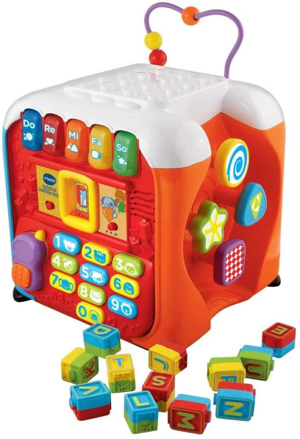 Baby Discovery Cube