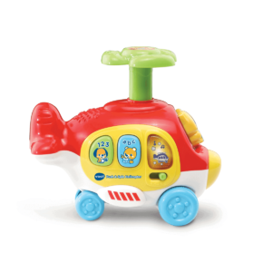 Push Spin Helicopter