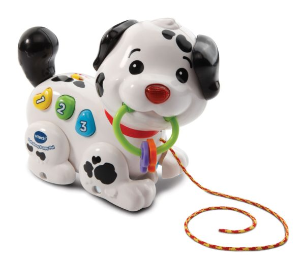 pull along puppy pal toy vtech
