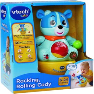 rocking rolling cody baby