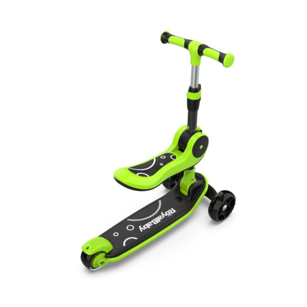 089M 2 IN 1 Scooter with Seat