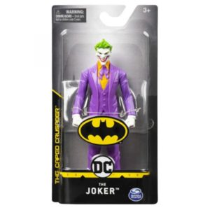 15 cm The Joker Action Figure spin master