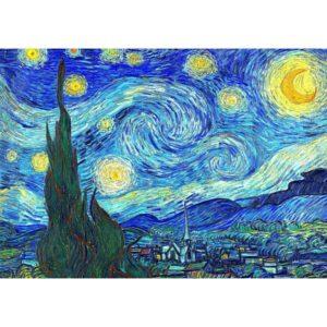 Jigsaw Puzzle The Starry Night 1000 Piece Trefl