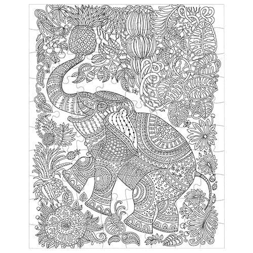 بازل تلوين الفيل 300 قطعة – فلافي بير