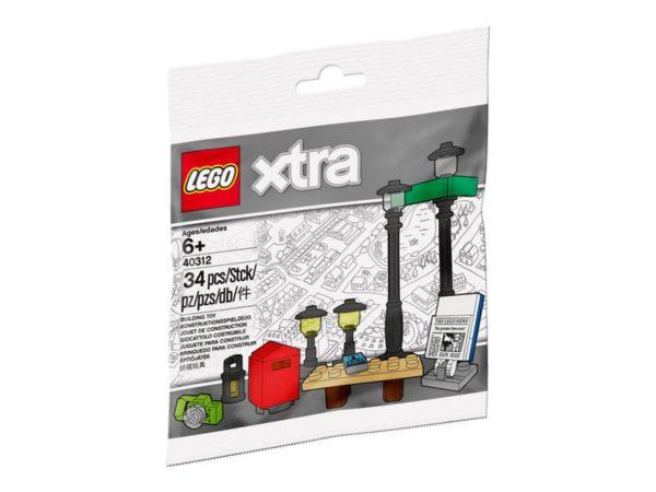 Streetlamps Lego