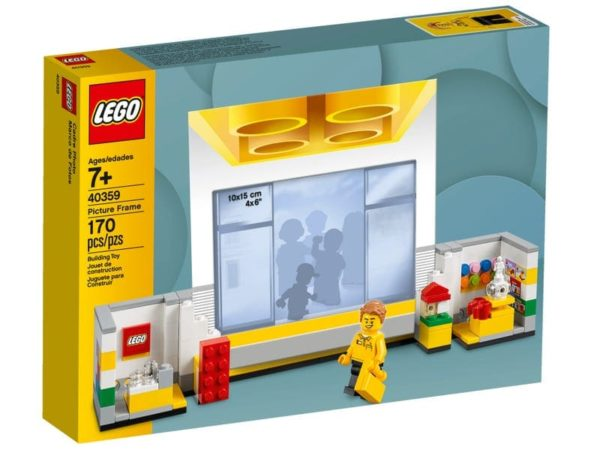 LEGO Store Picture Frame