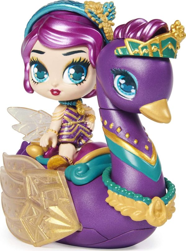 pixies riders gold shimmer charlotte hatchimals