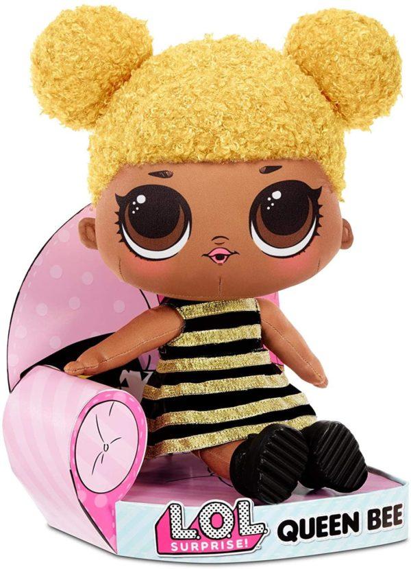l.o.l. surprise! queen bee – huggable