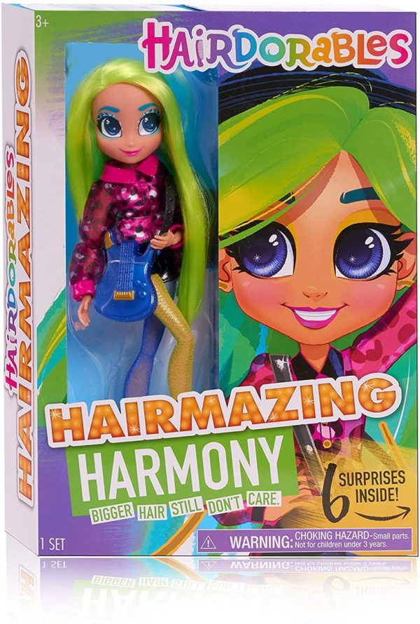 Hairmazing Doll - Harmony Hairdorables