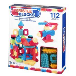 Basic Builder Set 112 Piece Bristle Blocks