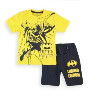 Batman Pajama Yellow Katy