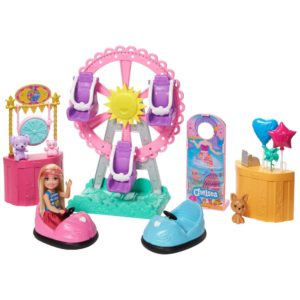 Chelsea Carnival Playset Barbie