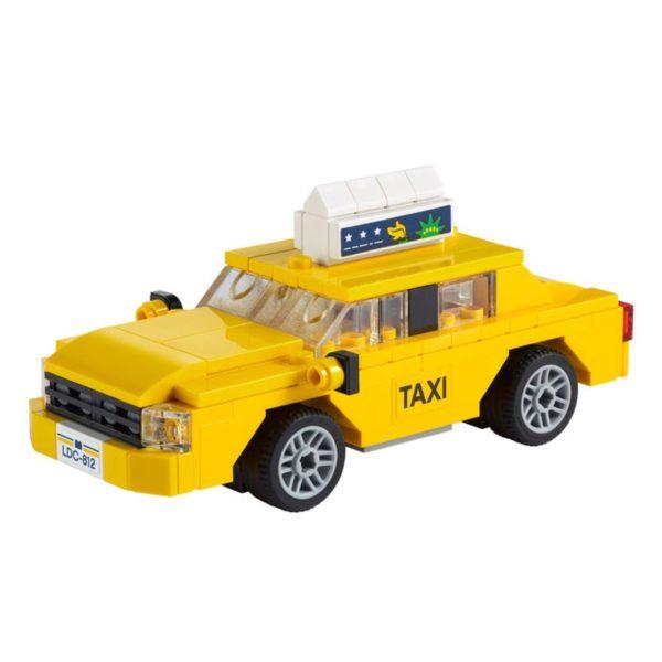 لعبة تاكسي اصفر من ليجو