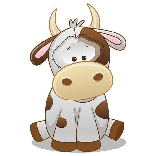 early cute farm animals 5 puzzle sets – fluffy bear