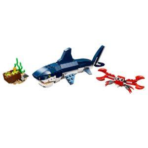 Deep Sea Creatures Lego