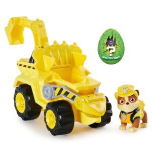 Dino Rescue vehicle Rubble -Paw Patrol