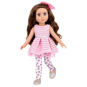 Dolls by Battat - Bluebell Fashion Doll Glitter Girls