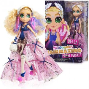 Hairmazing Prom Perfect Fashion Dolls, Bella Hairdorables