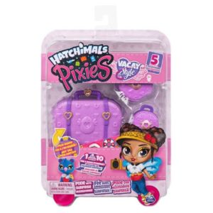Pixies Doll and Accessories Hatchimals