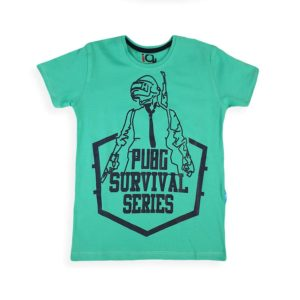IQ Pubg Series Shirt Green