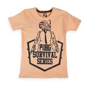 IQ Pubg Series Shirt Orange