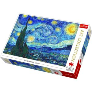 Jigsaw Puzzle The Starry Night 1000 Piece Trefl