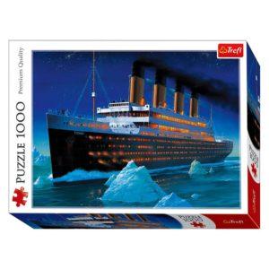 Jigsaw Puzzle Titanic 1000 Piece Trefl