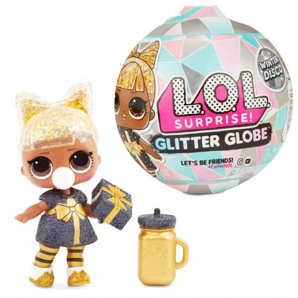 l.o.l surprise! glitter globe