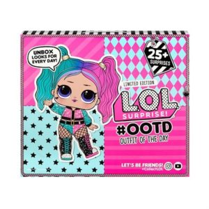 L.O.L. Surprise! OOTD Outfit Of The Day With Limited Edition Doll