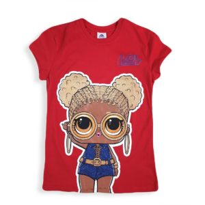 LOL Surprise T-shirt Red