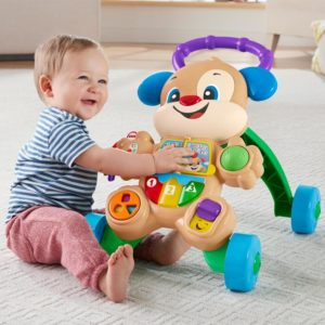 Laugh & Learn Smart Stages Learn with Puppy Walker Fisher-Price