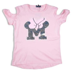 Minnie Mouse T.Shirt Pink Marz