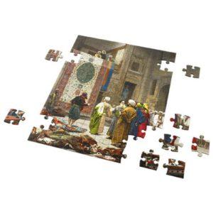 The Carpet Merchant l puzzle 500 pieces - Fluffy Bear