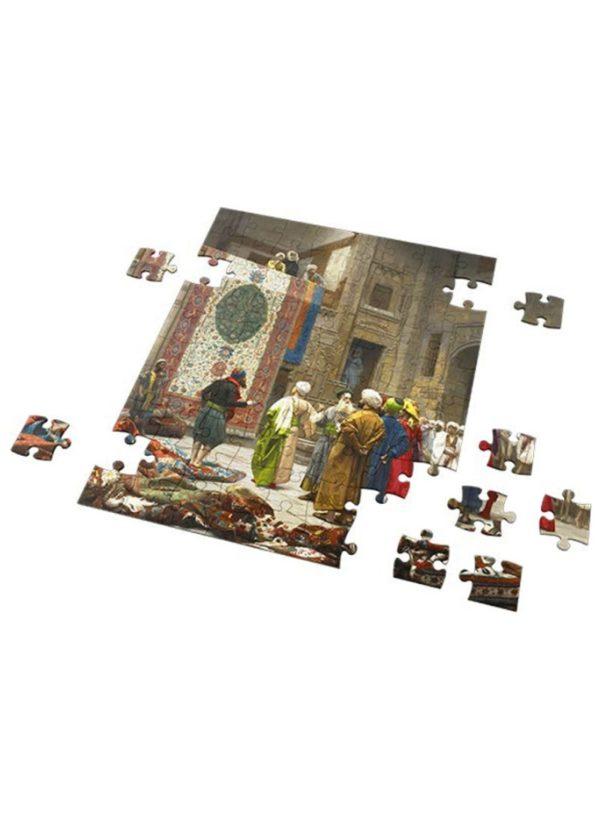 the carpet merchant l puzzle 500 pieces – fluffy bear