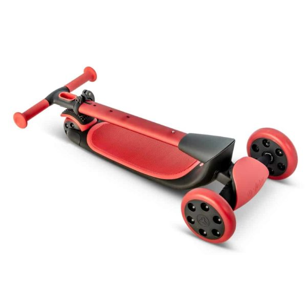 Nglider Nua-red