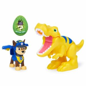 Dino Rescue Chase and Dinosaur Action Figure Set, Paw Patrol