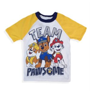 Paw Patrol Shirt White