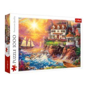 Peaceful Haven Jigsaw Puzzle 1000 Piece Trefl