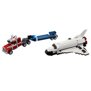 Shuttle Transporter Lego
