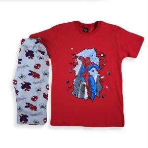 Spider Man Pajama Red Indigo