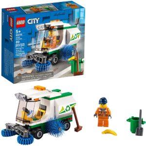Street Sweeper Lego