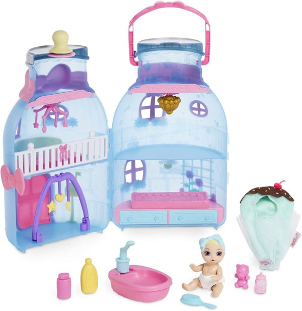 Surprise Baby Bottle House with 20 Surprises Baby Born