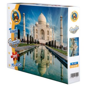 Taj Mahal puzzle 300 pieces - Fluffy Bear