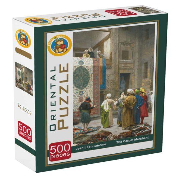بازل تاجر السجاد 500 قطعة - فلافي بير