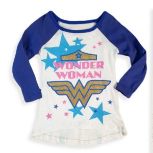 Wonder Women Shirt White