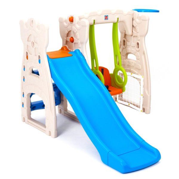 scramble n slide play center